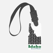 Chevron Idaho Luggage Tag