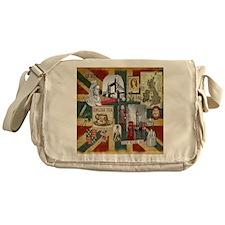 Anglophiles Delight Messenger Bag