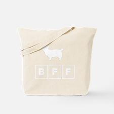 Australian-Silky-Terrier-01B Tote Bag