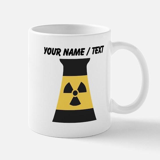Custom Nuclear Smokestack Mugs