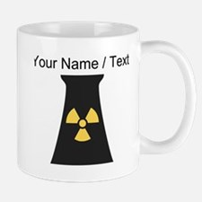 Custom Nuclear Smokestack Mugs