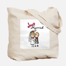 Just Married 10 years ago Tote Bag