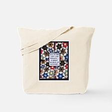 Deb's Texas Star  Tote Bag