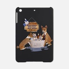 Basenji Share A Beer With Your Best Friend iPad Mi