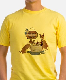 Basenji Share A Beer With Your Best Friend T-Shirt