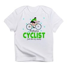 Cool Biked it liked it Infant T-Shirt