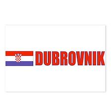 Dubrovnik, Croatia Postcards (Package of 8)