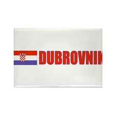 Dubrovnik, Croatia Rectangle Magnet