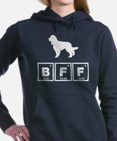 Barbet-01B Hooded Sweatshirt