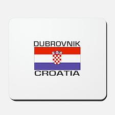 Dubrovnik, Croatia Mousepad