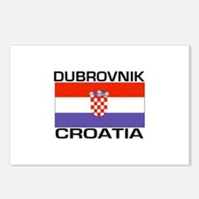 Dubrovnik, Croatia Postcards (Package of 8)