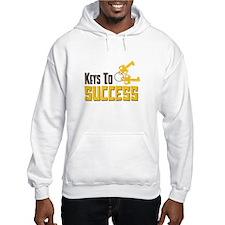 Keys To Success Hoodie