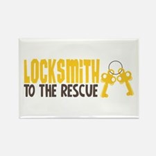 Locksmith To The Rescue Magnets