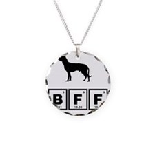 Bavarian-Mountain-Hound-01A Necklace