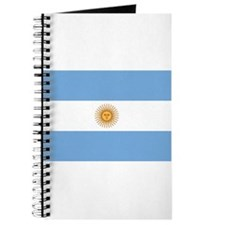 Argentina Flag Journal