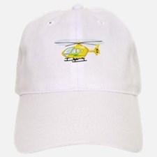 Helicopter Baseball Cap