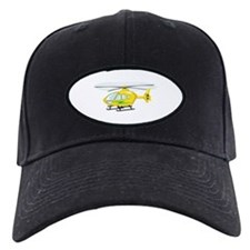 Helicopter Baseball Hat