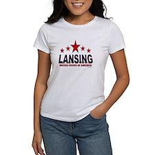 Lansing U.S.A. Tee