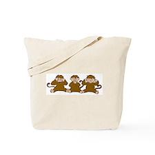 pick it monkey Tote Bag