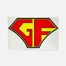 Super Gluten Free Rectangle Magnet