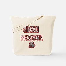 Clan Fraser Tote Bag