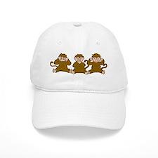 pick it monkey Baseball Cap