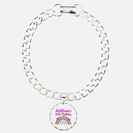 BLESSED 60TH Bracelet