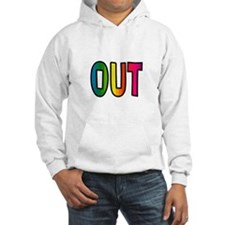 GAY OUT Hoodie