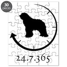 Bergamasco-Sheepdog-05A Puzzle