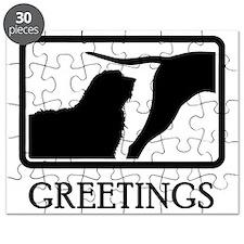 Bergamasco-Sheepdog-07A Puzzle