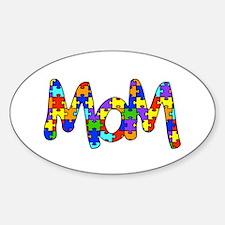 Mom Autism Awarenes Decal