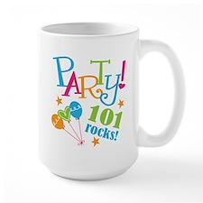 101st Birthday Party Mug