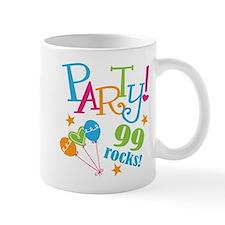 99th Birthday Party Mug