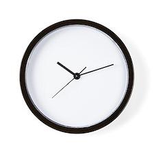 Belgian-Groenendael-19B Wall Clock