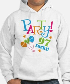 97th Birthday Party Hoodie