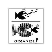 Organize Fish Sticker
