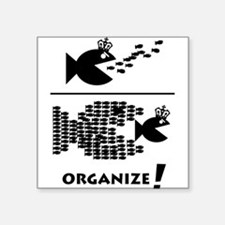 Organize Fish Sticker