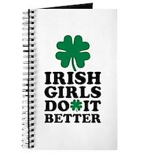 Irish girls do it better Journal