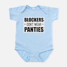 Blockers Dont Wear Panties Body Suit