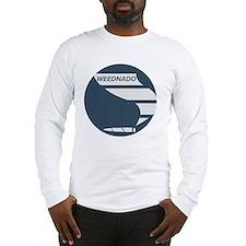 mug circle Long Sleeve T-Shirt