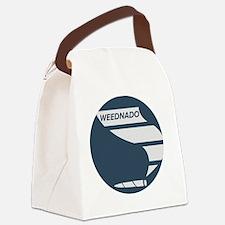 mug circle Canvas Lunch Bag