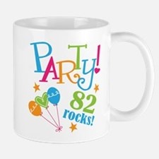 82nd Birthday Party Mug