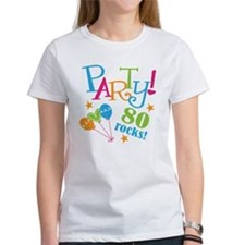 80th Birthday Party Tee