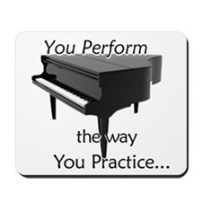 Piano / Music Mousepad