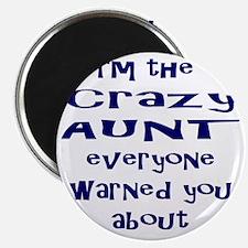 Crazy Aunt Magnet