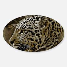 Jaguar Wild Animal Decal