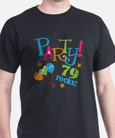 79th Birthday Party T-Shirt