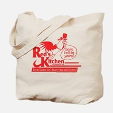 Red's Kitchen Tote Bag