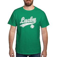Retro Lucky [4-leaf] T-Shirt
