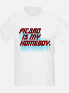 Picard Homeboy T-Shirt